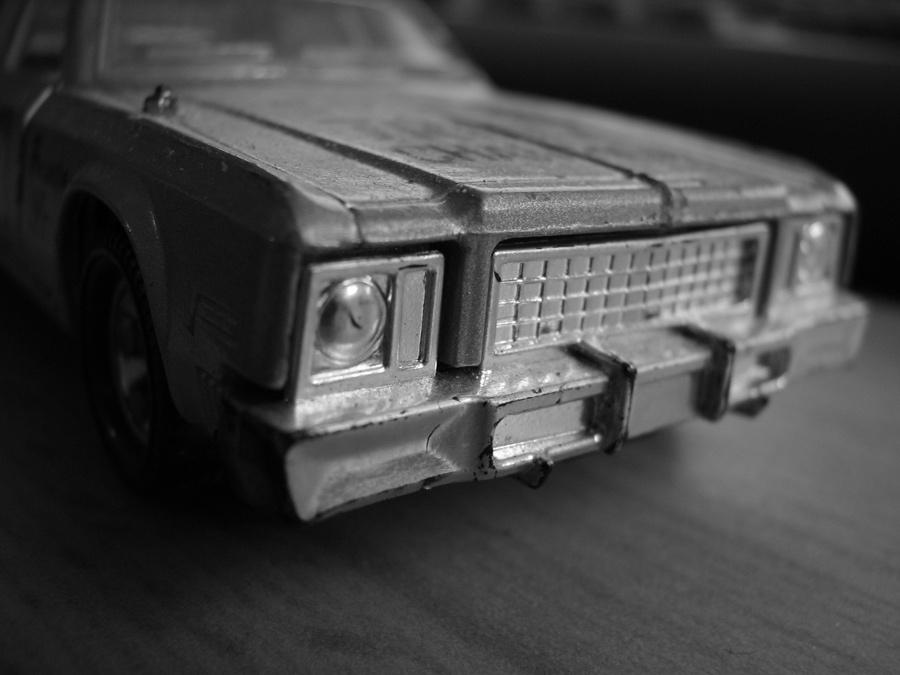 Plymouth Gran Fury '79