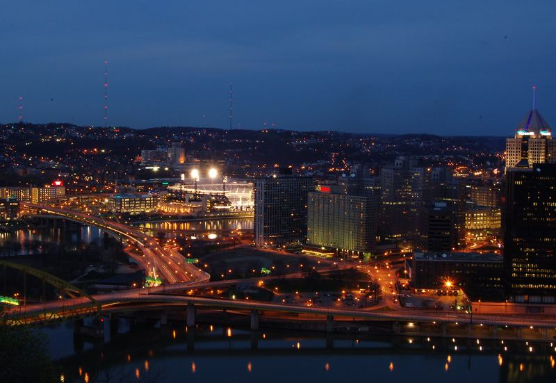 PNC Baseball Stadium, Pittsburgh