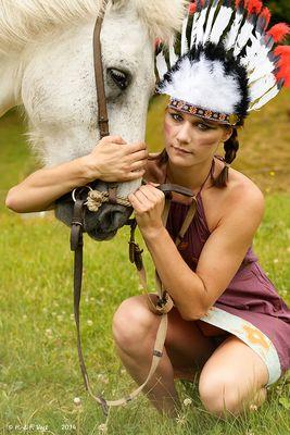 Pocahontas?