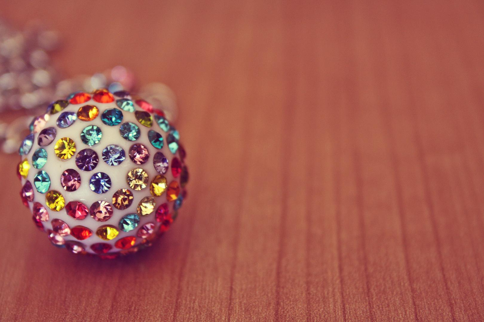 pocketful of diamonds