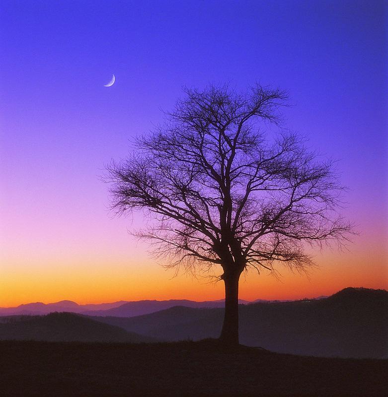 Poco dopo il tramonto