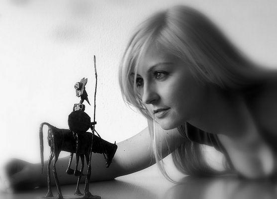 Poema de Don Quijote a Dulcinea