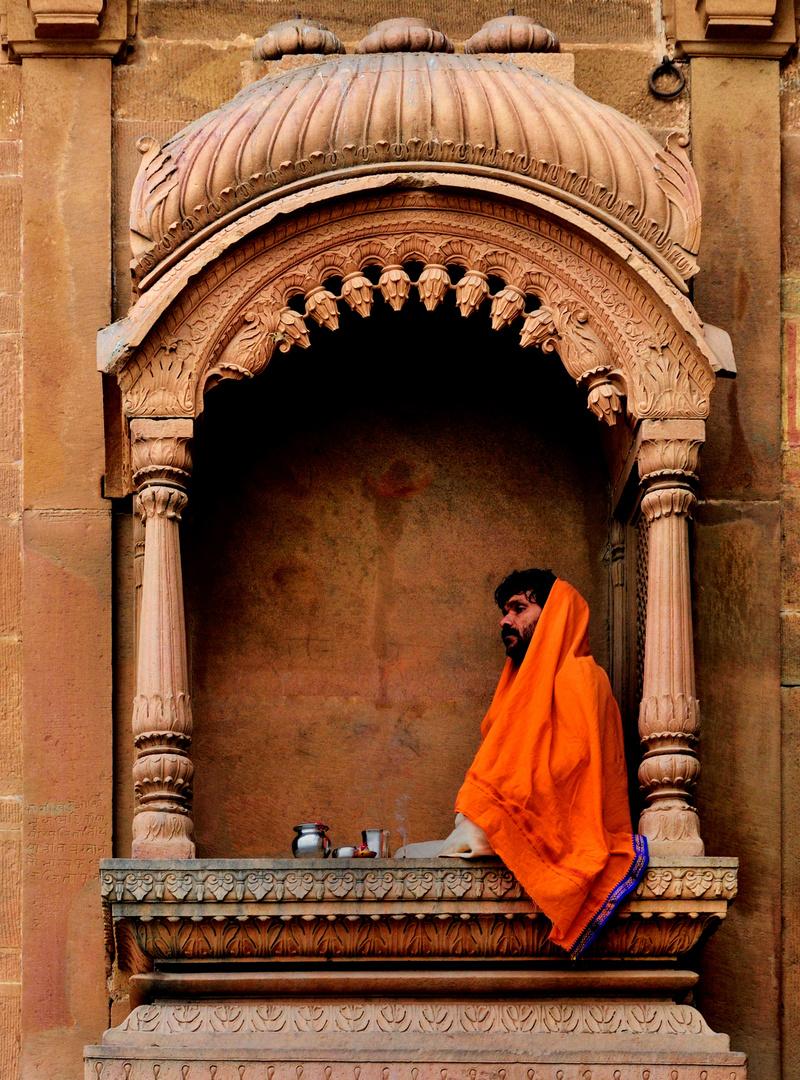 Poesie in Varanasi