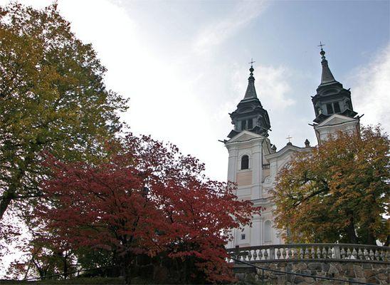 Pöstlingbergkirche in Linz