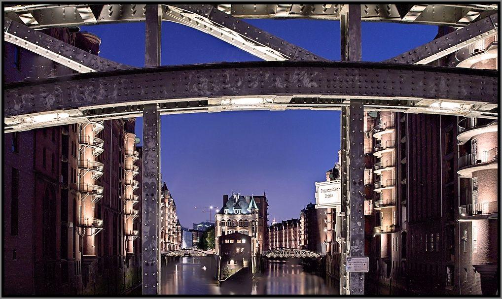 # Poggenmühlen-Brücke #