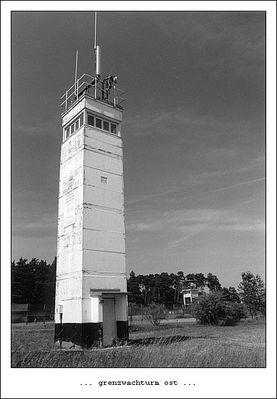 Point Alpha (6): Grenzwachturm Ost