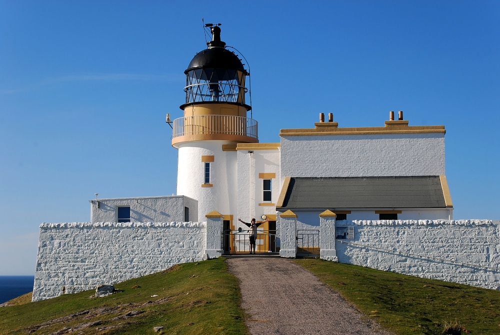 point of Stoer lighthouse II