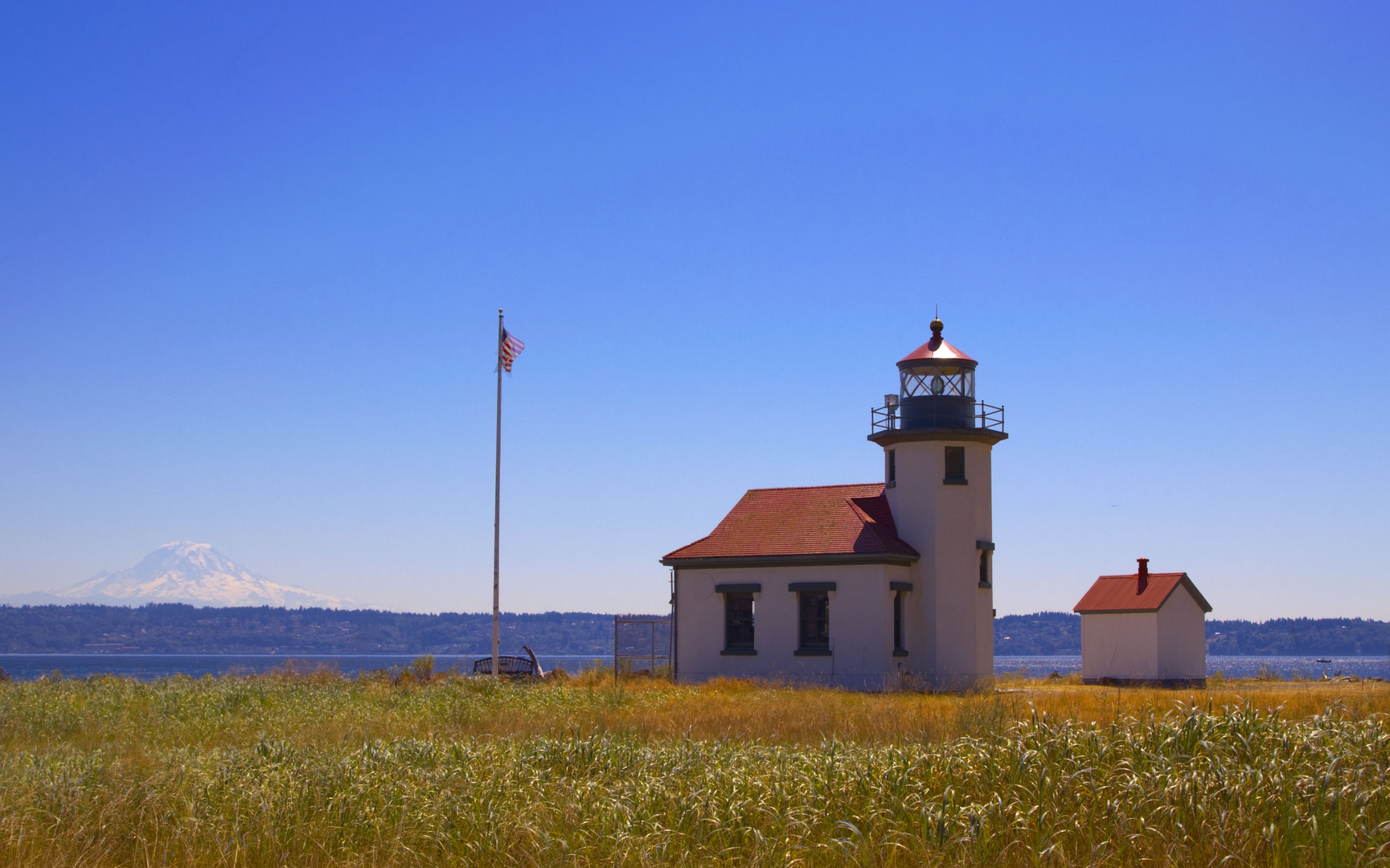 Point Robinson, Washington State