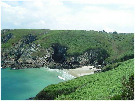 Pointe de Penharn, Finistere, nähe Cledern Cap Sizun