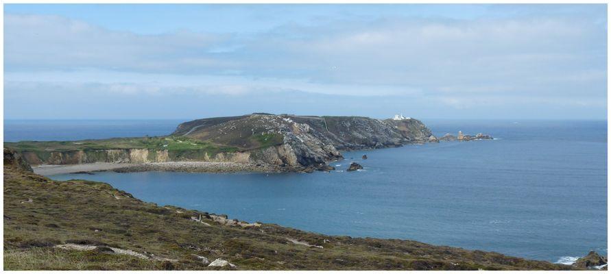 Pointe du Toulinguet - Presqu'île de Crozon