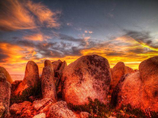 Pointe Isolella Sunset