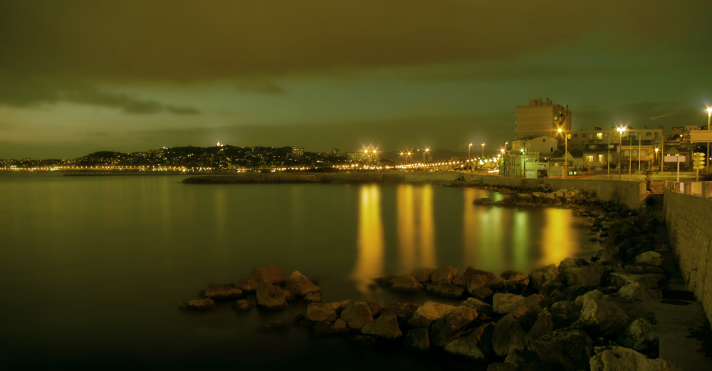 Pointe Rouge de Marseille ..by night