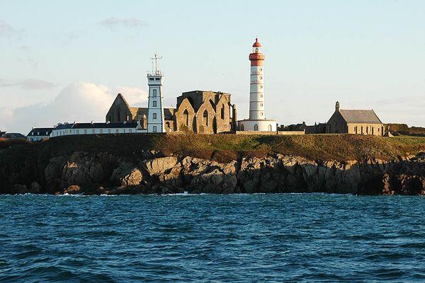 Pointe St Mathieu.