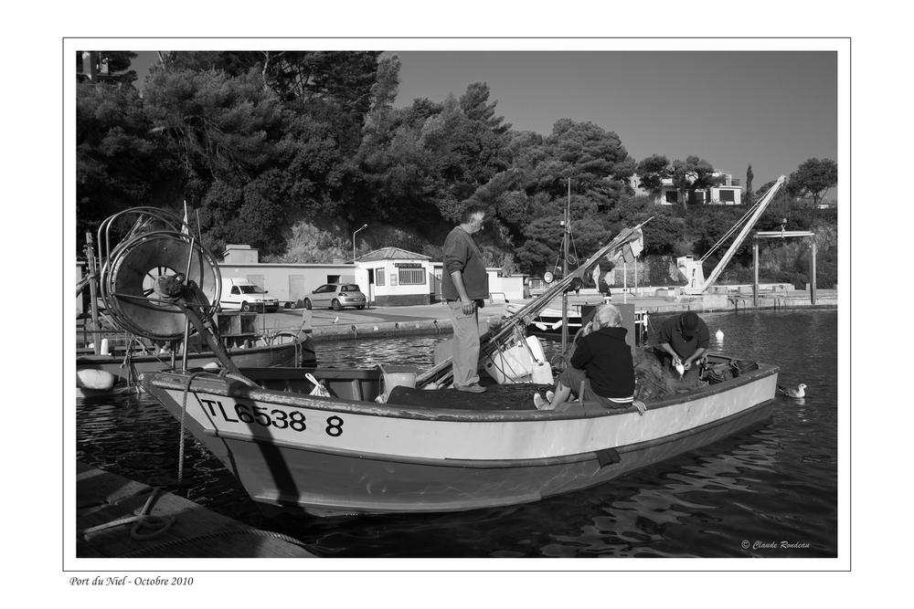 Pointu de pêche