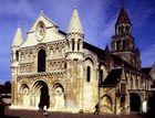Poitiers: Kathedrale Notre-Dame-la-Grande