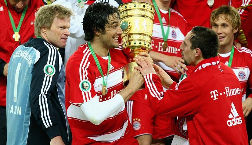 Pokal sieger 2008 Fc Bayern Müüüüüüünchen