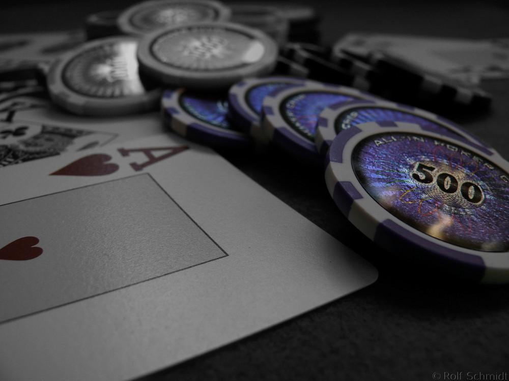 """Pokern ist nicht nur ein """"Glückspiel"""""""