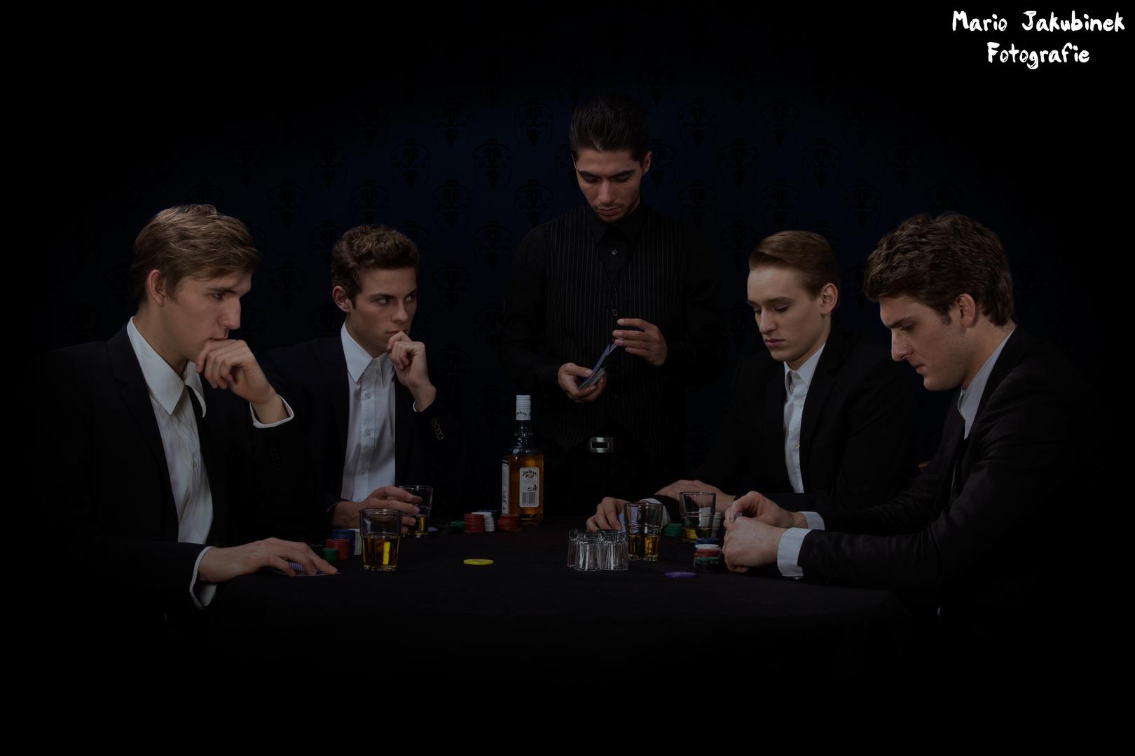 Pokerrunde I