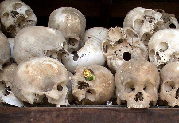 Pol Plot, Kambotscha - Mord