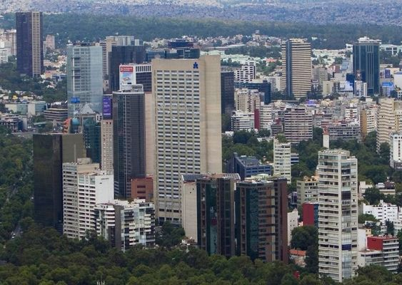 Polanco District Mexico City