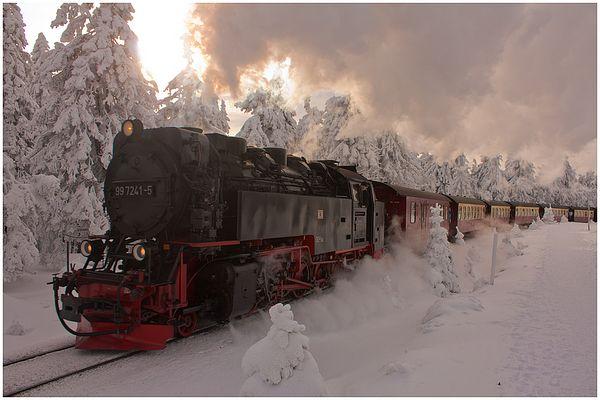 Polar-Express im Jahr 2013