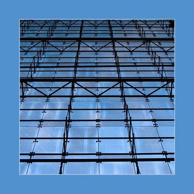 polarisierende Glasfenster