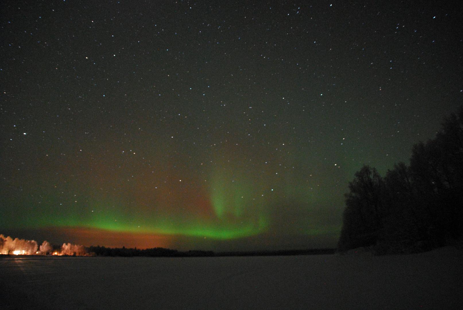 Polarlicht die zweite