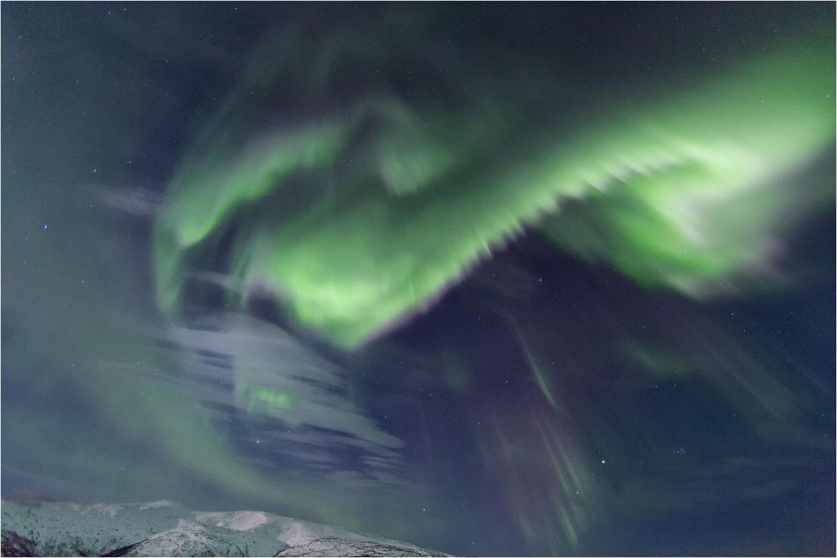 Polarlicht Norwegen 2013