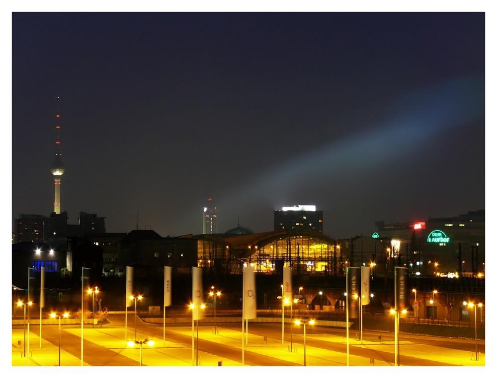 Polarlicht über Berlin?!