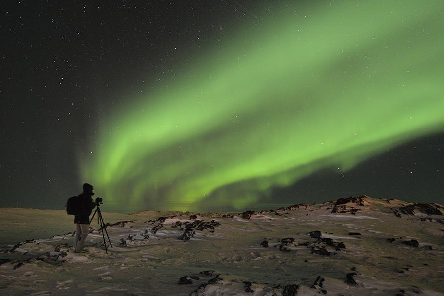 Polarlichter 2013
