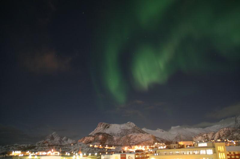 Polarlichter - Lofoten