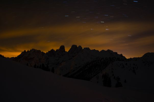 (-: Polarlichter von Cortina :-)