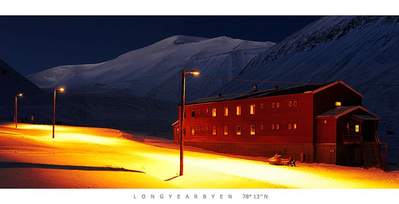 Polarnacht (Spitzbergen)