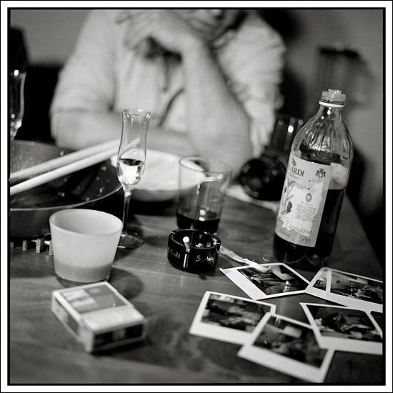 Polaroid & Grappe