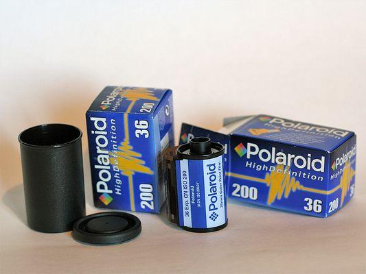 Polaroid HighDefinition 200