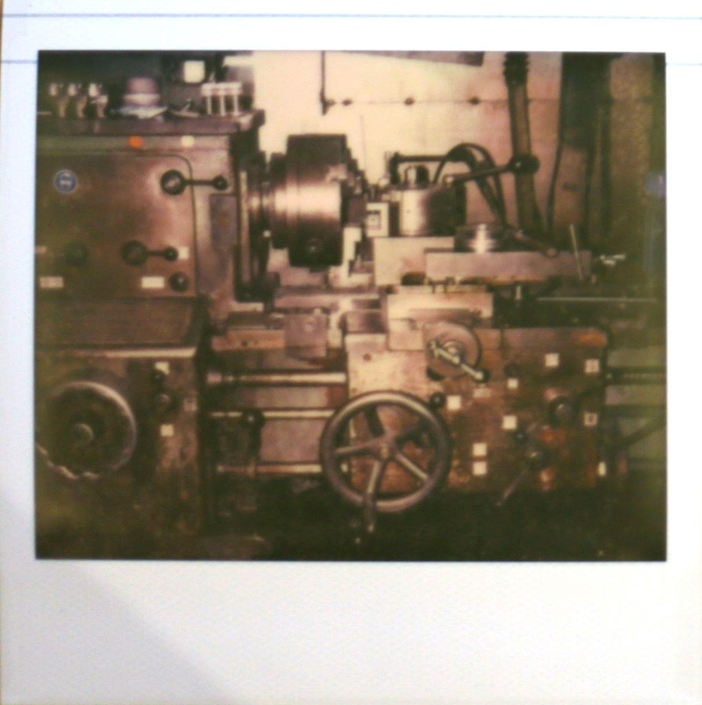 Polaroid (Impossible) 3