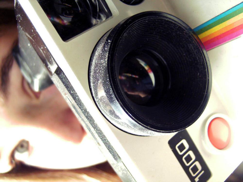 Polaroid me