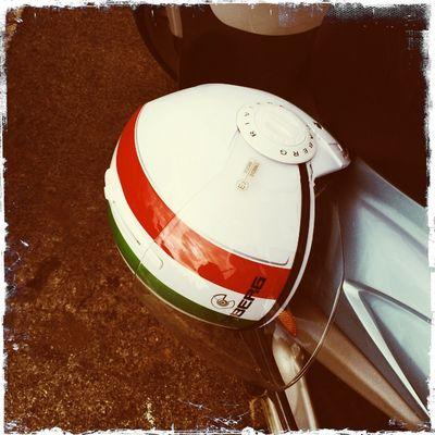 Polaroid Vespa - Italien 2014