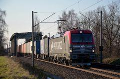 Polen-Vectron am Mittellandkanal