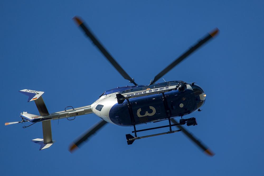Police Eurocopter EC-145 D-HHEC