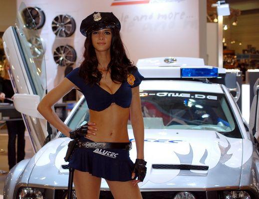 Police Girl 2