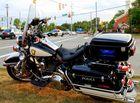 Police Harley