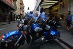 Police Officer Harley Davidson