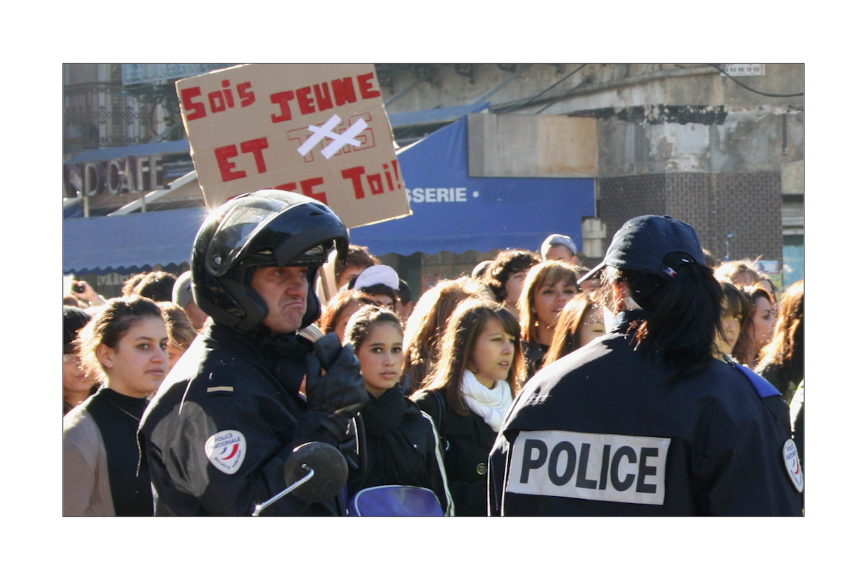 Police partout, justice nulle part.