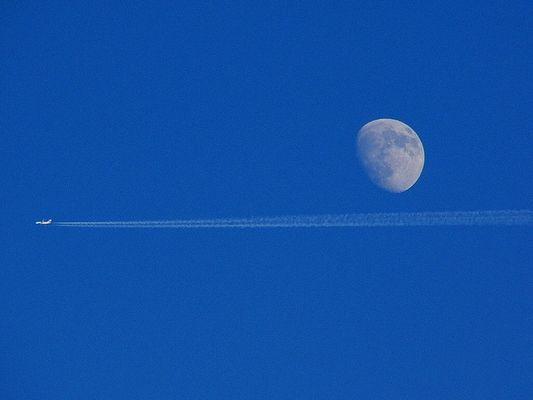 polish afternoon's sky
