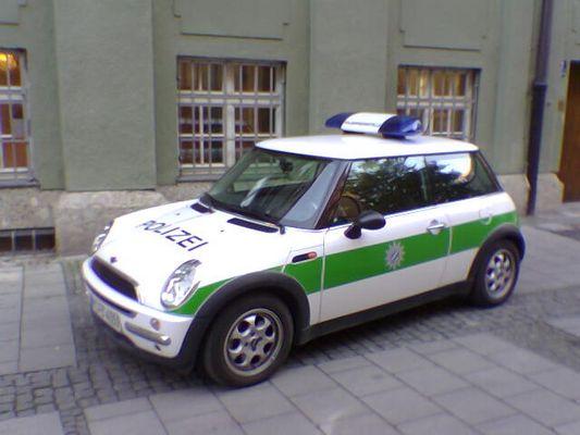 Polizei?