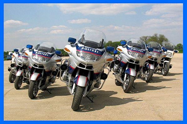 """""""Polizei BMW`s"""""""