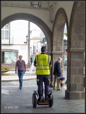 Polizei - fortschrittlich