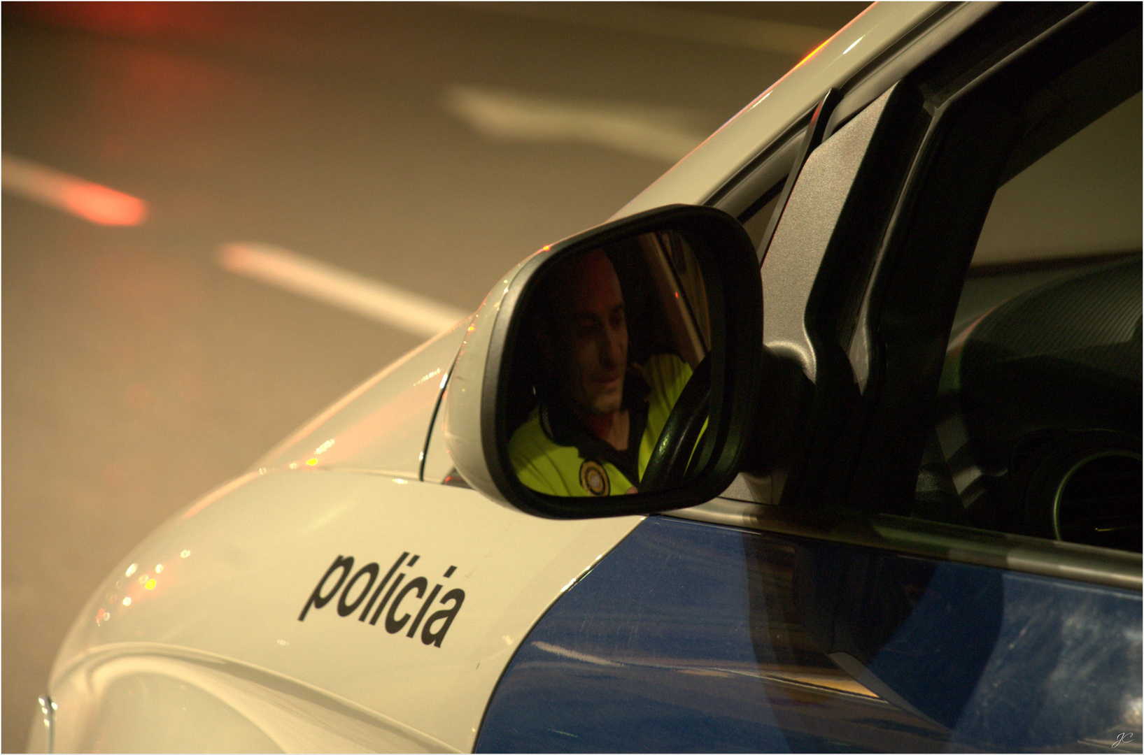 Polizei-Foto