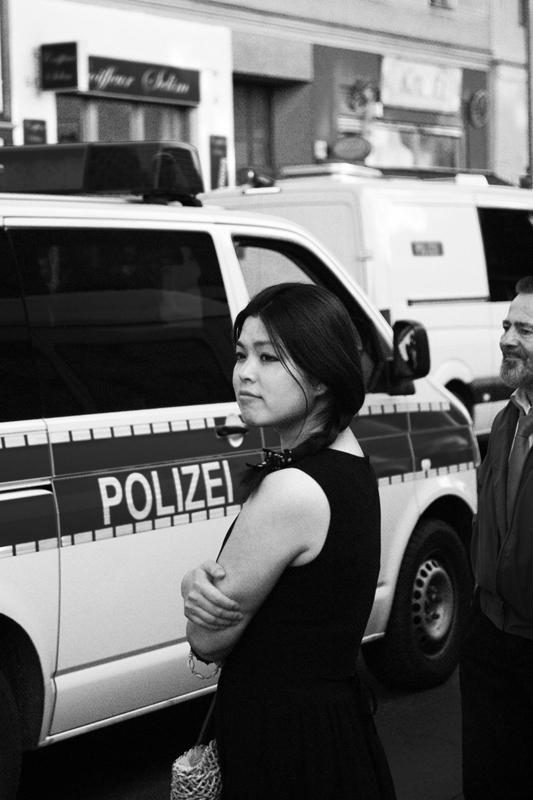 Polizei gucken